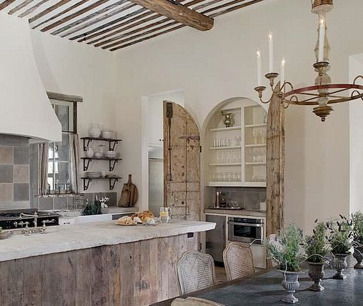 99 Best Unique Kitchens Images On Pinterest