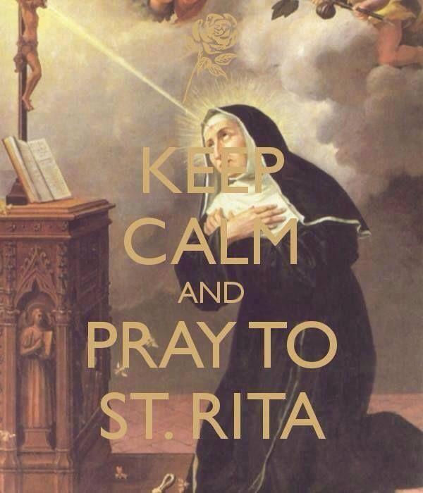 catholic prayer requests to saint rita