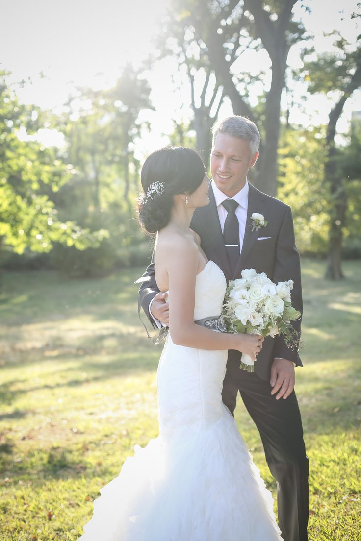 Bride and Groom | Stylish and Hip Weddings | TheKnot.com