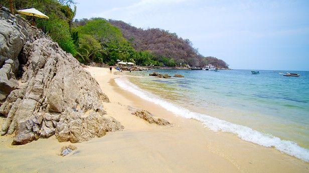 Las hermosas y soleadas playas de Puerto Vallarta #puertovallarta #mexico #playas #viajes