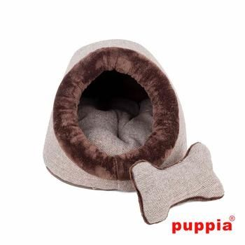 Witta Cave Dog Bed by Puppia