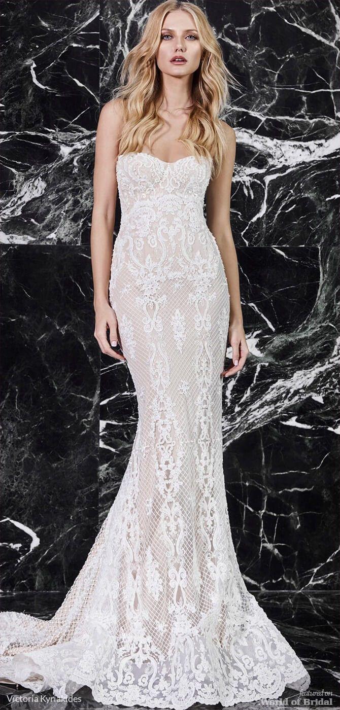 155f27a5faa Victoria Kyriakides Spring 2018 Wedding Dresses