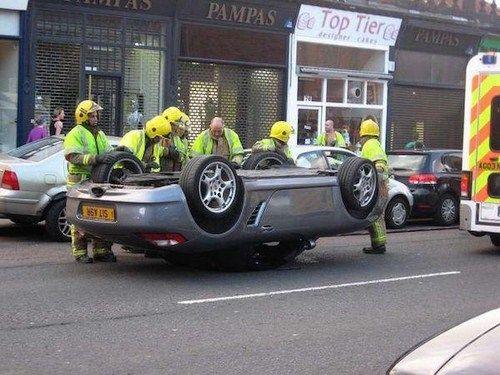 Car fails 10