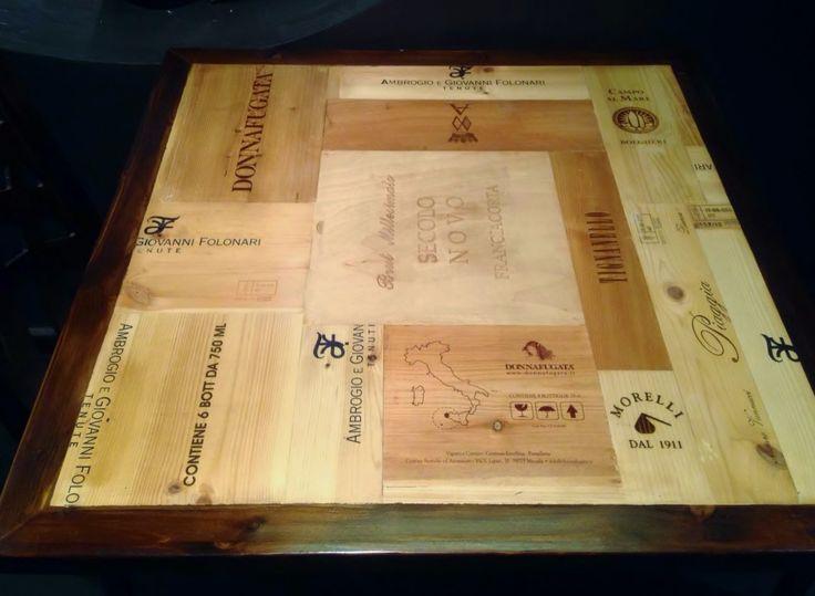 Tavoli x ristorante Maddalena (2)