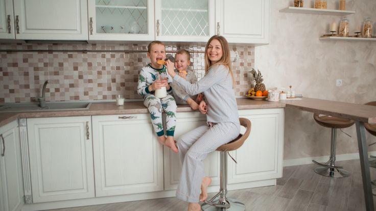 نصائح لجعل مطبخك أكثر أمانا لطفلك