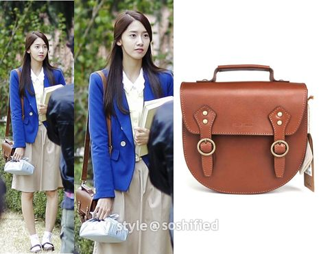 Soshified Styling Yoona: Thursday Island, La Palette, Fossil, Ricky Brown, Top Girl, Visit in New York