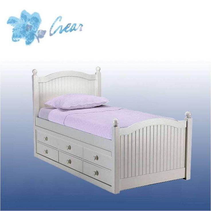 M s de 25 ideas incre bles sobre camas con cajones debajo - Camas cajones debajo ...