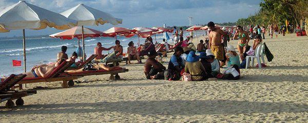 DO NOT GO THERE! Mallorca...  kuta beach in bali, indonesia