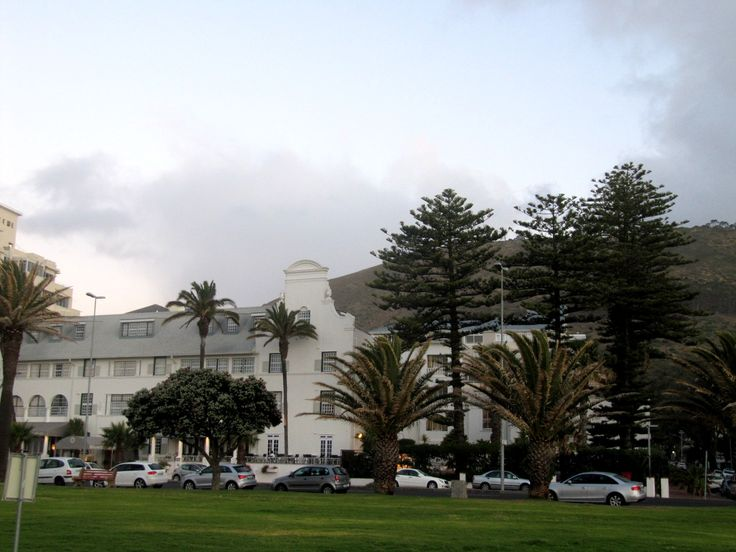 Winchester Mansions Hotel, Sea Point, Cape Town