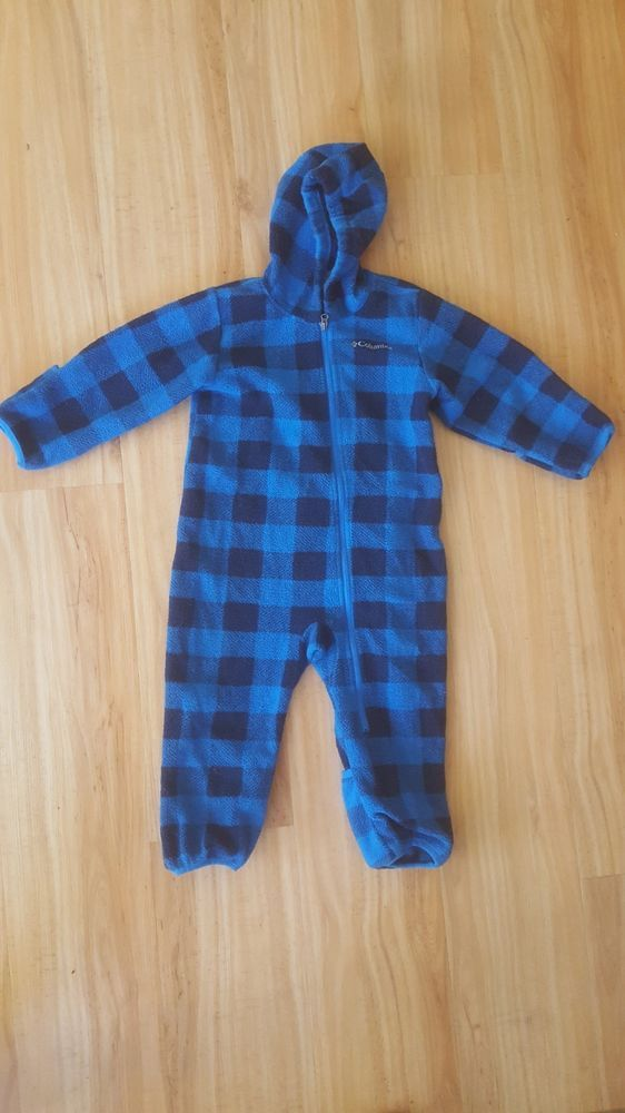 c6ce17112 Used Columbia 1 Piece Snowtop Fleece Bunting Snow Suit Baby Infant 18-24  Months #fashion #clothing #shoes #accessories #babytoddlerclothing ...