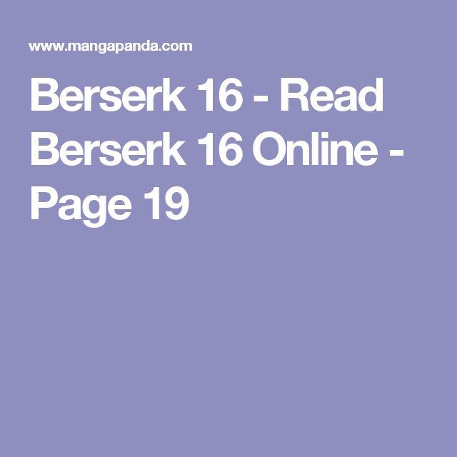 Berserk 16 - Read Berserk 16 Online - Page 19