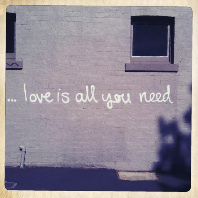 Graffiti, George Street Fitzroy  Melbourne Victoria Australia