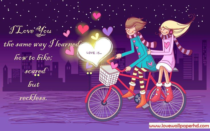 Here Is Latest Kiss Day Hindi Sms Messages 2013 With Beautiful Love Cartoon HD WallpapersValentines In And English Free Online