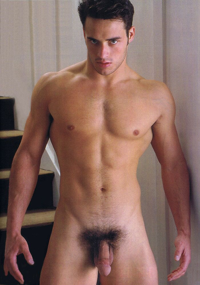 Gay male man naked