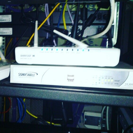 Servicio de manos remotas para configuración de Firewall SonicWall