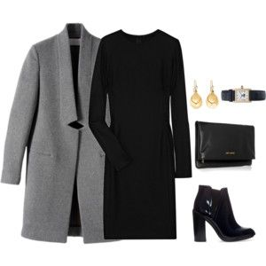With a different shoe, but exactly my idea of a date night outfit