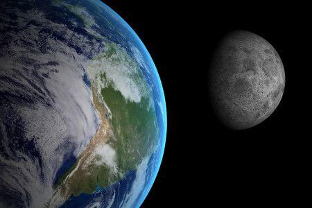 """Planetu Zemi ve skutečnosti tvoří dvě tělesa, která před tím existovala samostatně. Před 4,5 miliardami let je spojila masivní čelní srážka a ještě se část odštěpila. Z té pak vznikl Měsíc. Vědci z kalifornské univerzity to zjistili výzkumem hornin z Měsíce a některých částí Země. Jejich chemický základ byl """"k nerozeznání"""". O výsledcích studie informoval list The Independent."""