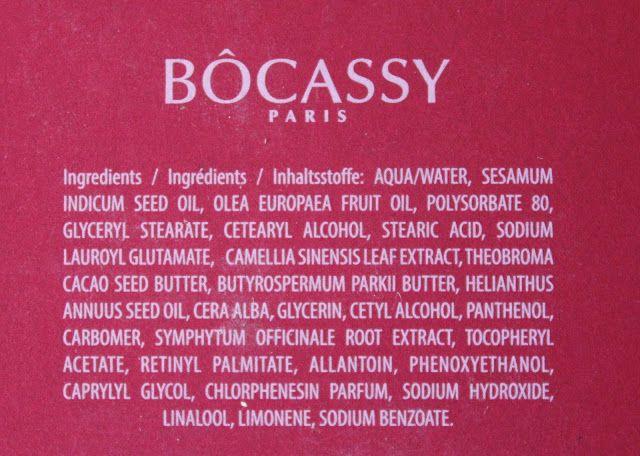 MAKEUP ARENA: Bocassy Paris hidratantna noćna krema