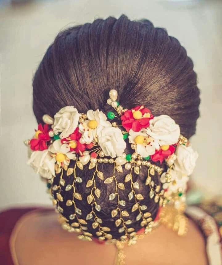 2691 Best Indian Low Bun Hair Styles Images On Pinterest