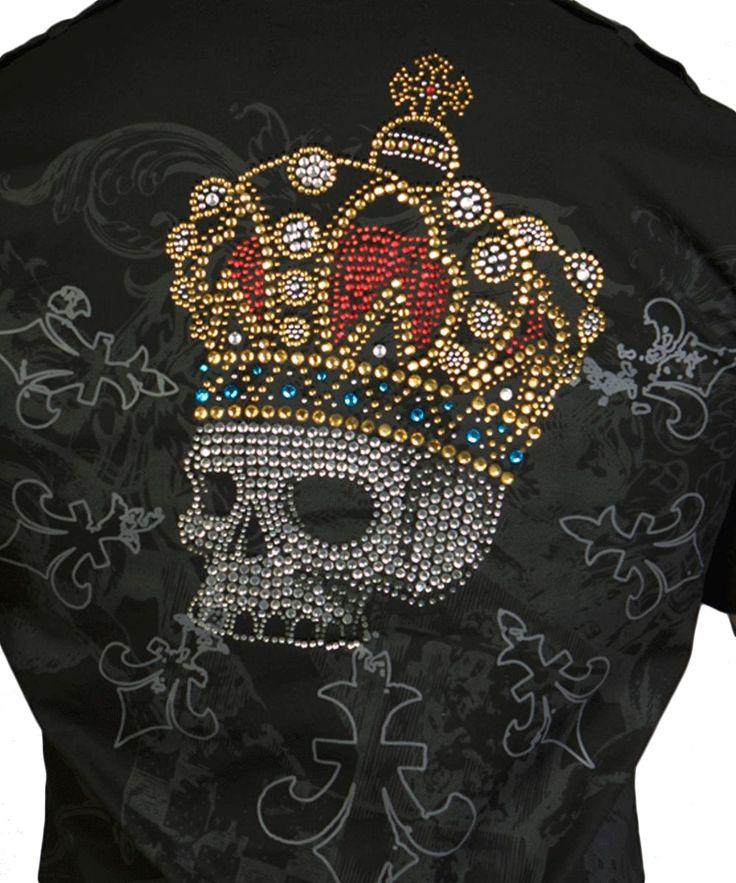 Pánská košile Rebel Spirit královský démon.