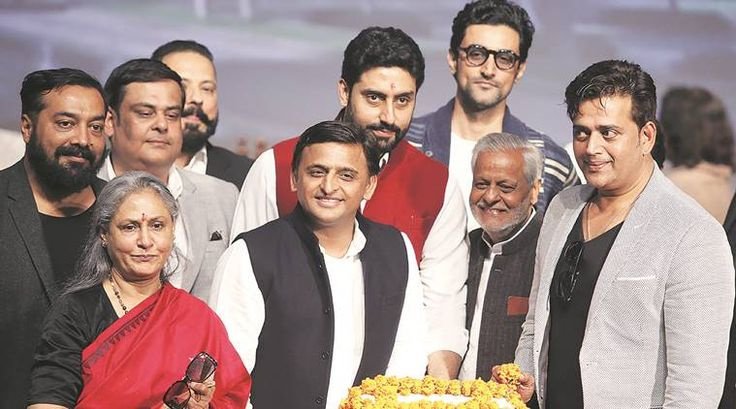 "Positives of Akhilesh Yadav government in Uttar Pradesh gets a special mention of ""Film friendly state"""