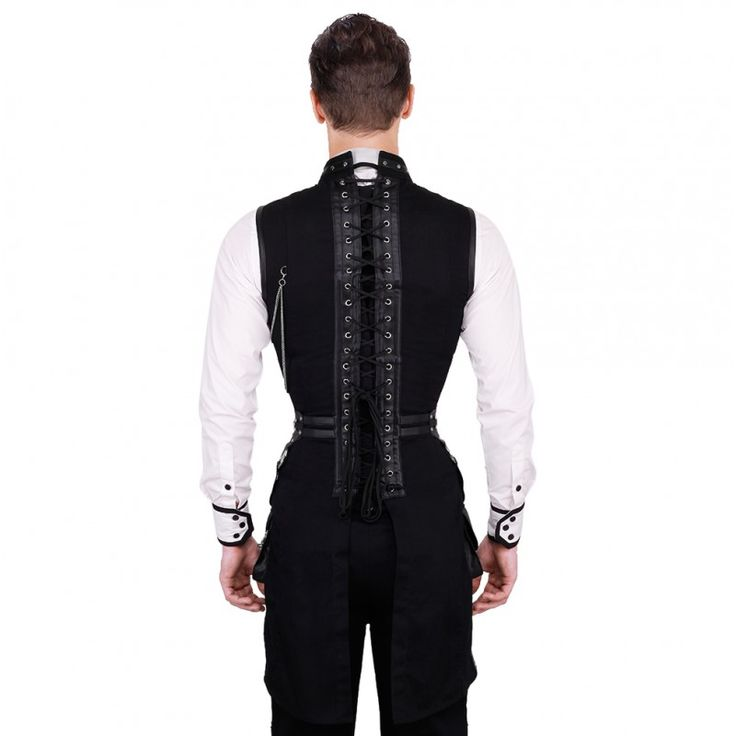 17 Best Images About Vintage Goth Men 39 S Gothic Steampunk Corsets On Pinterest Models Red