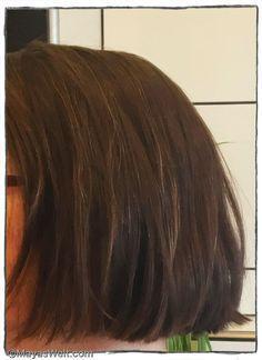 """Ich hatte schon öfter davon gelesen, dass es immer mehr Menschen gibt, die wieder dazu zurückkehren, die Haare ohne Shampoo (""""No Poo"""" ), nur mit Wasser (WO �� water only) zu waschen. Das machte mich so neugierig, dass ich im Rahmen meiner Zero-Waste-Umstellung, das ebenfalls ausprobieren wollte. Einerseits um Müll und Geld zu sparen, andererseits weil mich die Idee reizte, dass es von Natur aus ohne Shampoo gehen musste. Denn wenn man so zurückdenkt, die Höhlenbewohner (und die anderen…"""