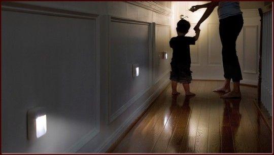 Lighting Emergency Power Options home