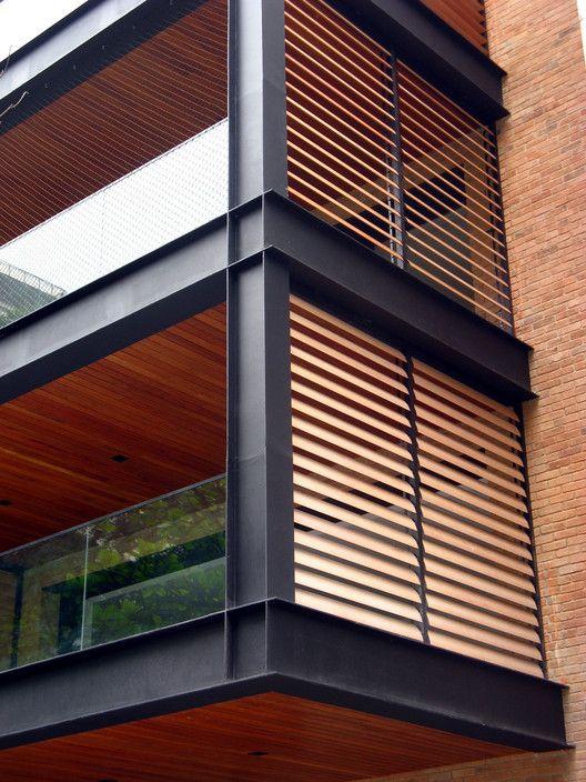 Edificio Alvar Aalto,© MCA Estudio
