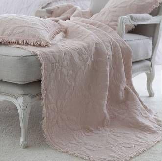 Blush Pink Throw  Magdas Room  Blush pink throw Pink throws Pink bedrooms
