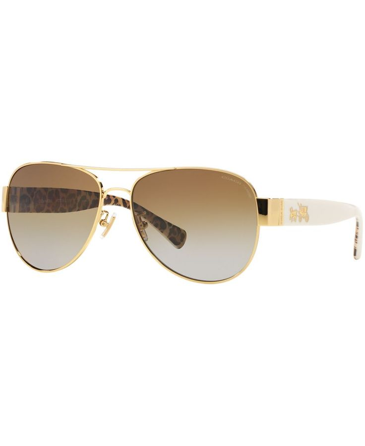 Coach Eyewear is a quality lifestyle accessory offering classic American design and functionality. The Coach Eyewear Collection consists of modern designs with trend-right frames and lens colors devel