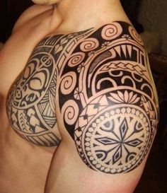 +50 Fotos de Tatuajes Maori para hombres y su significado - Tendenzias.com