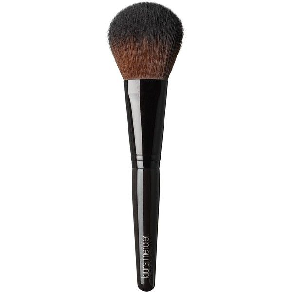 Laura Mercier Powder Brush (5385 RSD) ❤ liked on Polyvore featuring beauty products, makeup, makeup tools, makeup brushes, powder brush, laura mercier, laura mercier makeup brushes and makeup powder brush