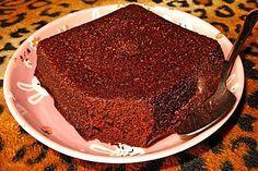 Makkuros Low-Carb-Brownie aus der Mikrowelle (Rezept mit Bild) | Chefkoch.de