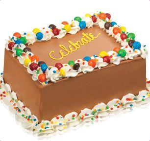 "Baskin-Robbins | Candy Lane Cake.....MY SON""S  6 TH BIRTHDAY CAKE  <3"