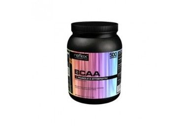 Reflex Nutrition BCAA 500 Capsules + Free Sample Price: WAS £39.99 NOW £34.99