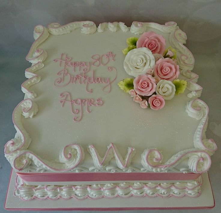90th Birthday Cake Decorating Ideas : 25+ best ideas about 90th Birthday Cakes on Pinterest ...