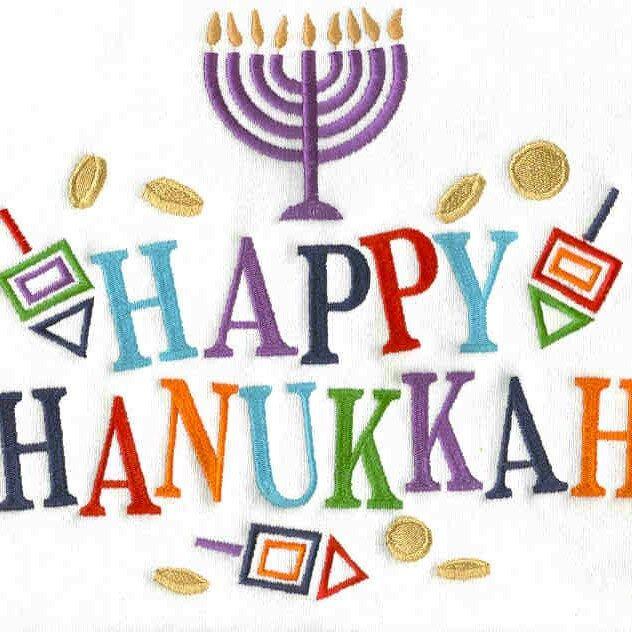 Happy Hanukkah   Happy New Year