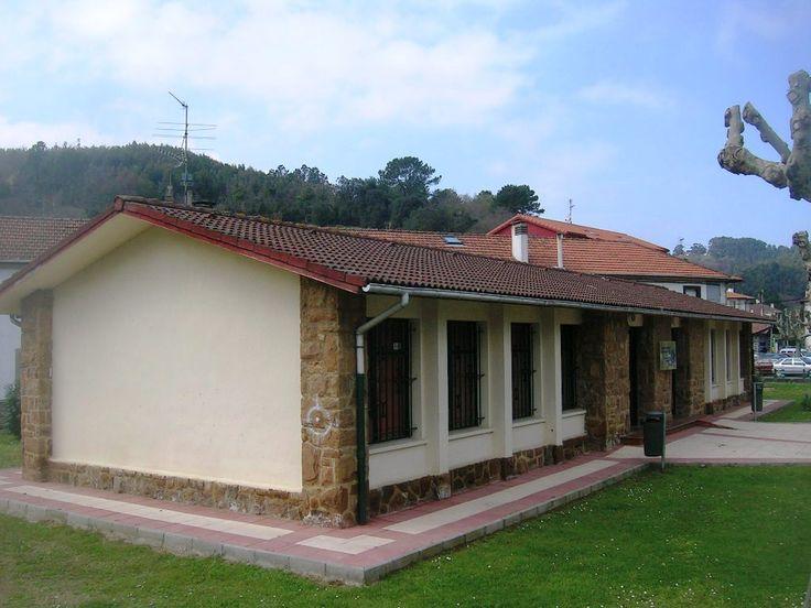 Obras de mejora en el albergue de peregrinos de Pobeña