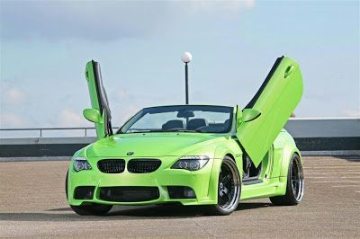 BMW: BMW 645 Ci Stimmende