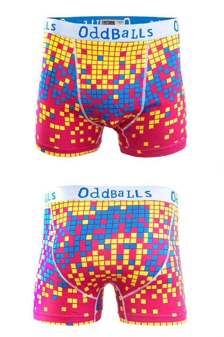 hratsky.com - męska bielizna - BOKSERKI ODDBALLS MAGENTA If you have any questions and would you like to buy our underwear's, please write to us on e-mail: world@hratsky.com