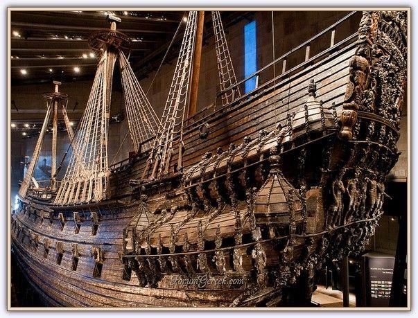 Vasa Müzesi | Stockholm - İsveç - Forum Gerçek