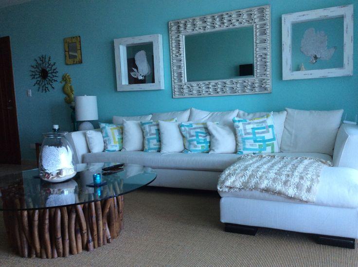 Hermosa decoraci n apartamento cerca de la playa for Decorar apartamento playa