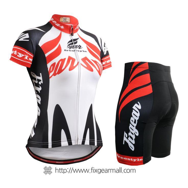 Download FIXGEAR MALL - FIXGEAR Women's Cycling Jerseys | Women's ...