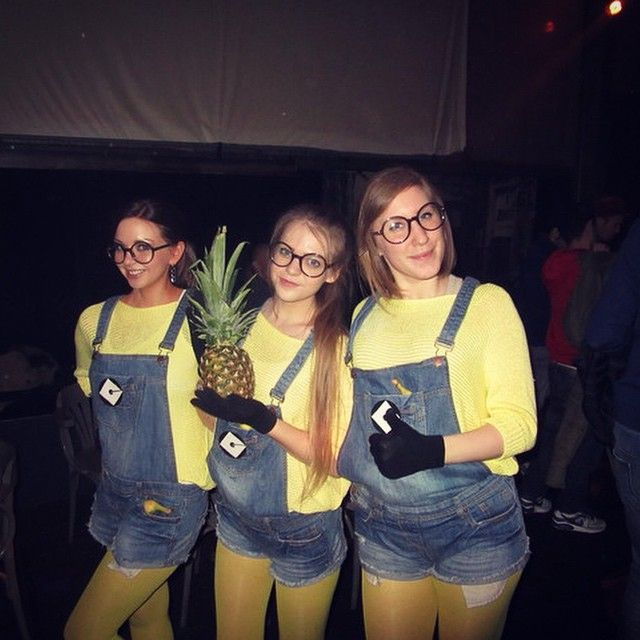 3 of a kind 21 trio costumes to wear with your best friends - Best Friends Halloween Ideas