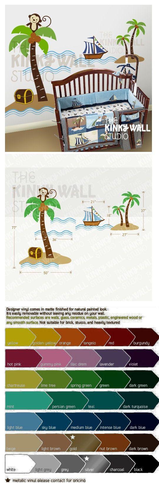 45 best beach wall decals images on pinterest sticker wall ahoy matey breezy beach wall decals wall sticker outlet
