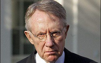 """Liar. Harry Reid Claims Unemployment Extension """"Entirely Paid For,"""" It's Not! #endlesslies #teaparty #p2 #icot #tcot"""