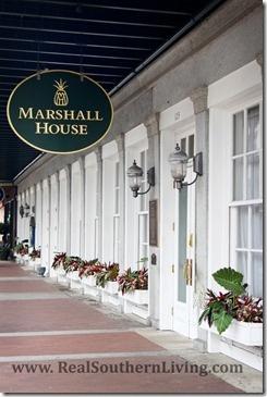 Marshall House - Savannah, GA