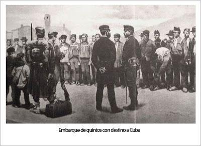 Mitología Asturiana: RECLUTAMIENTO MILITAR EN ASTURIAS