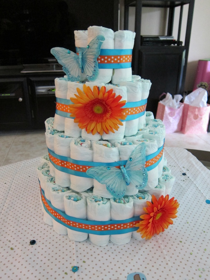Baby Cake Ideas Pictures